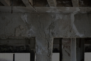 Cracked Steel Beam